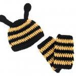 Baby Bee Halloween Costume..